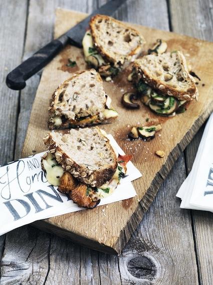 Svampe sandwich